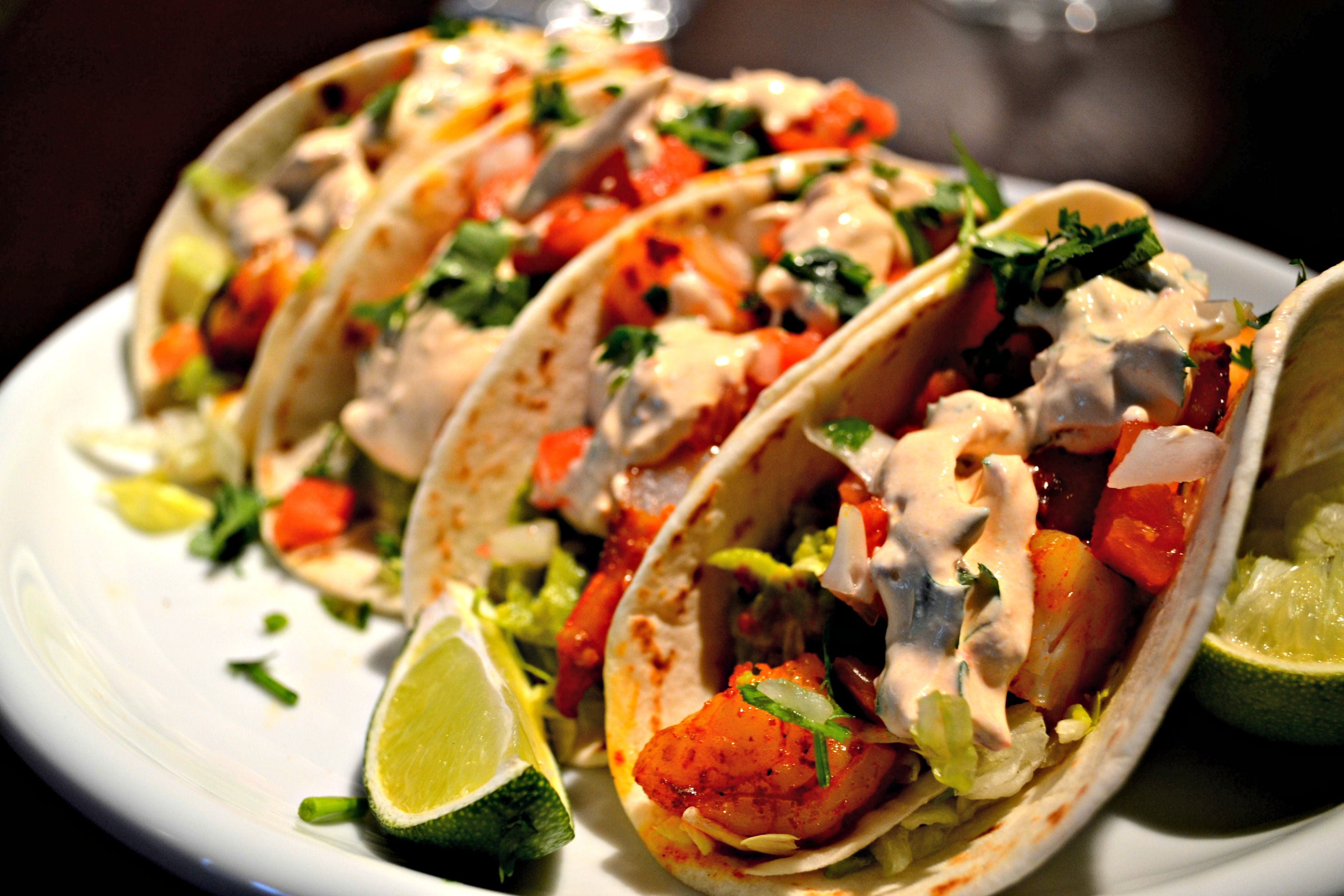 Closing Doors, Chipotle Shrimp Tacos Recipes — Dishmaps