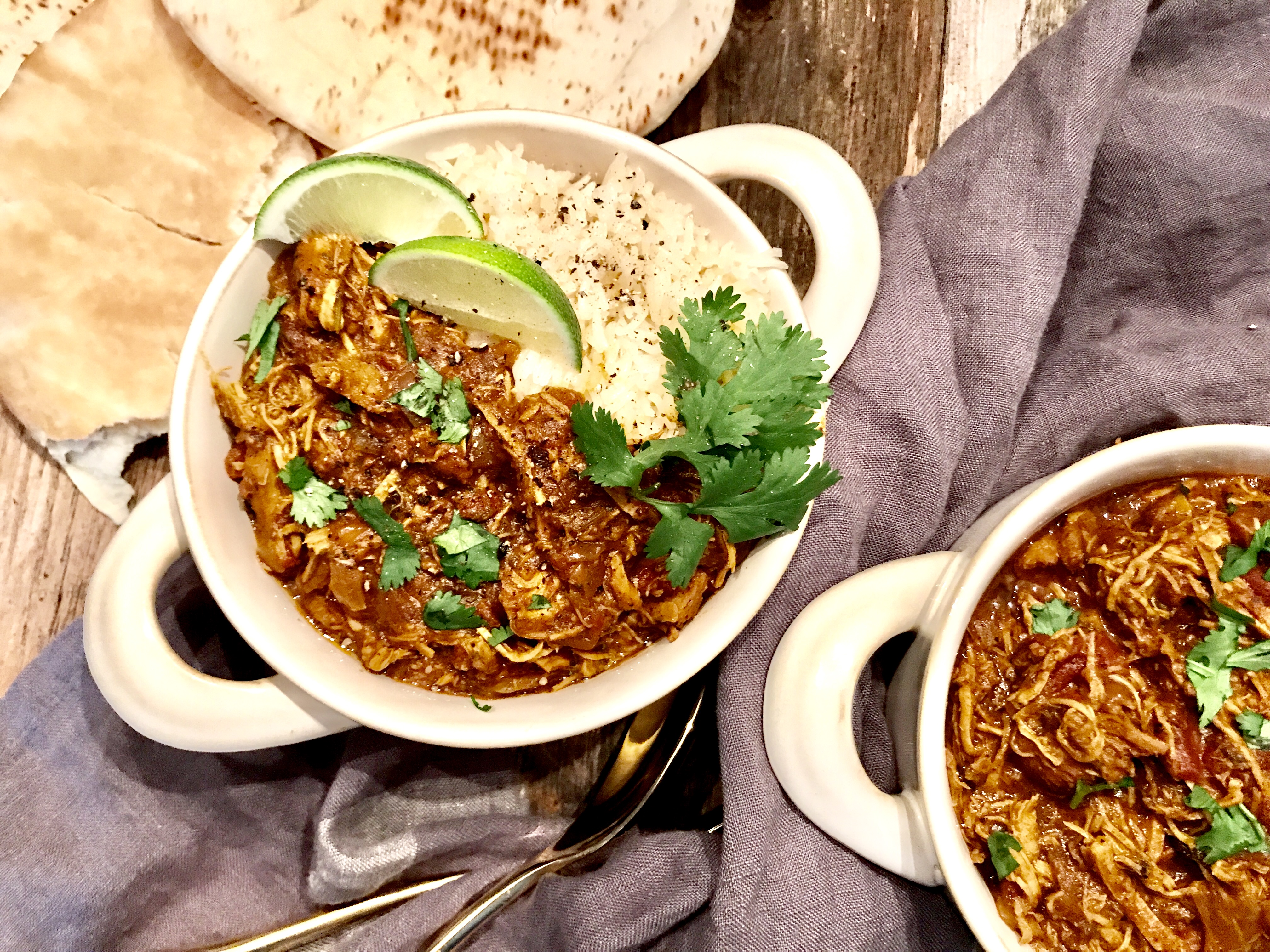 Slow cooker chicken curry a hint of wine slow cooker chicken curry forumfinder Gallery